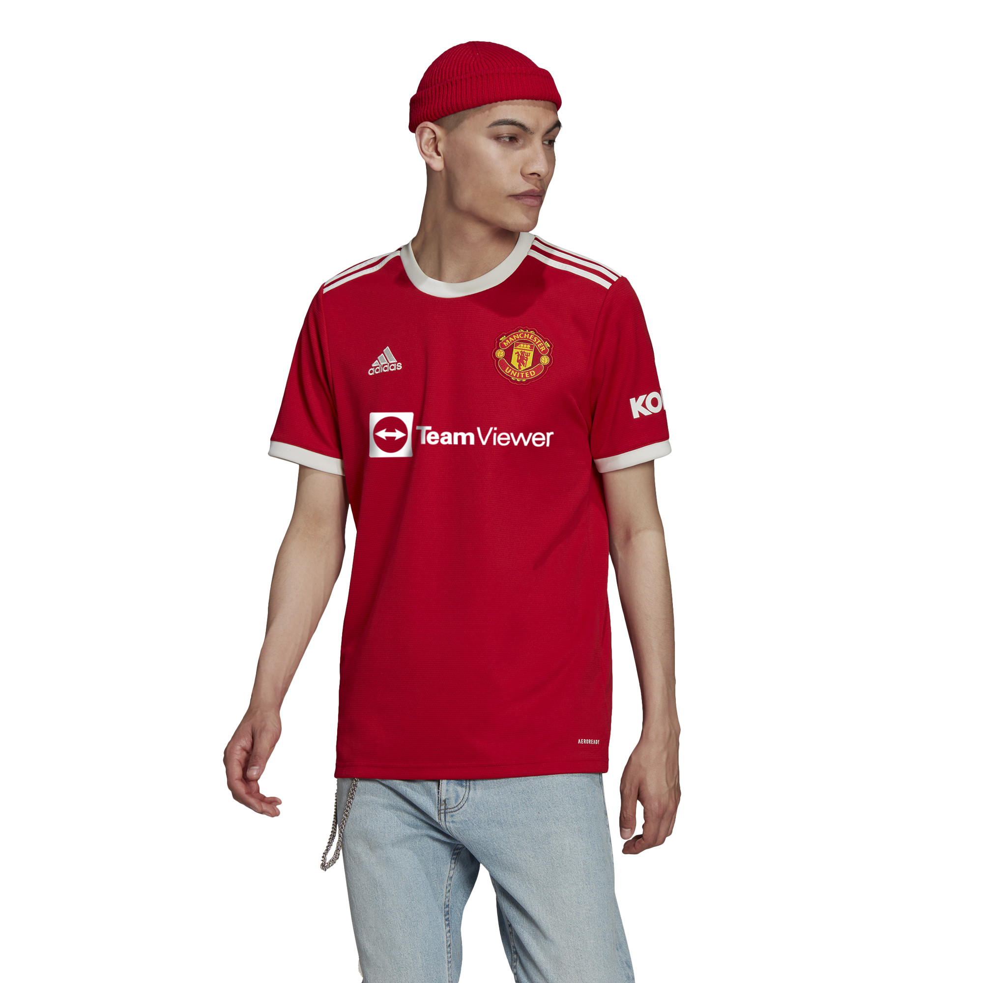 Manchester United Home Jersey 2021/22 (Adidas)