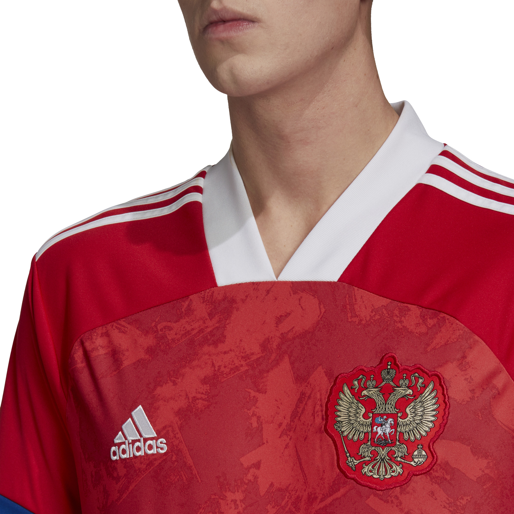 Russia 2020 Home Jersey (Adidas)