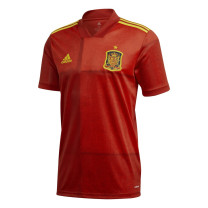Spain EURO 2020 Home Jersey (Adidas)