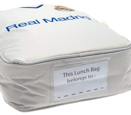 Real Madrid Lunch Bag