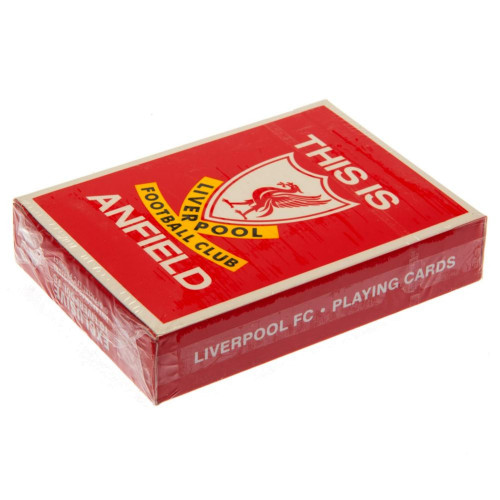 Liverpool Playing Cards