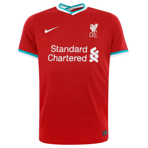 Liverpool Home Jersey with Your Name 2020/21 (Nike)