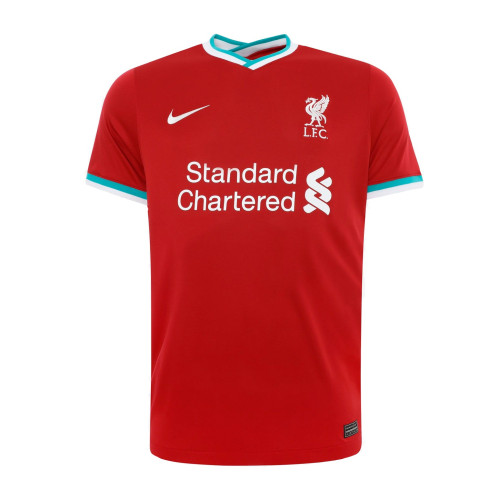 Liverpool Home Kids' Jersey with Your Name 2020/21 (Nike)