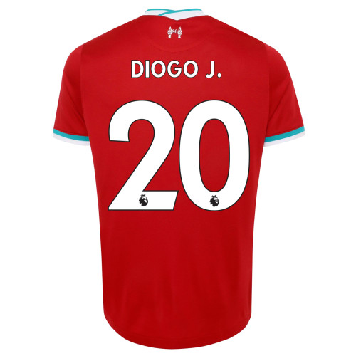 Diogo J. 18 Liverpool Home Jersey 2020/21 (Nike)