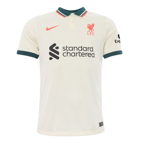 Liverpool Away Jersey with Your Name 2021/22 (Nike)