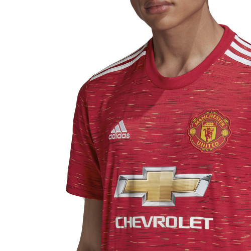 Manchester United Home Jersey 2020/21 (Adidas)