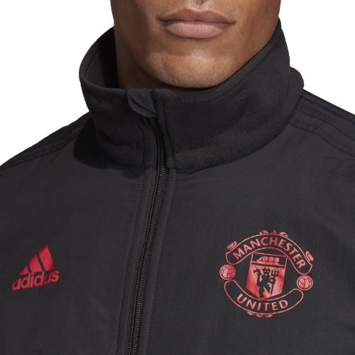 Manchester United Fleece Jacket (Adidas)