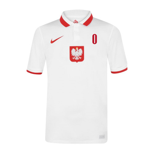 Poland 2020 Kids' Home Jersey with Your Name (Nike)