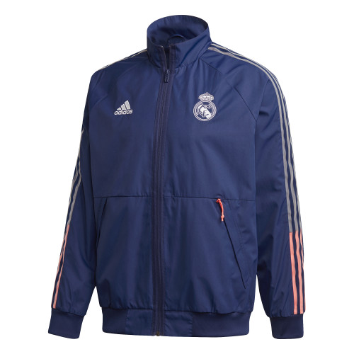 Real Madrid Anthem Jacket (Adidas)