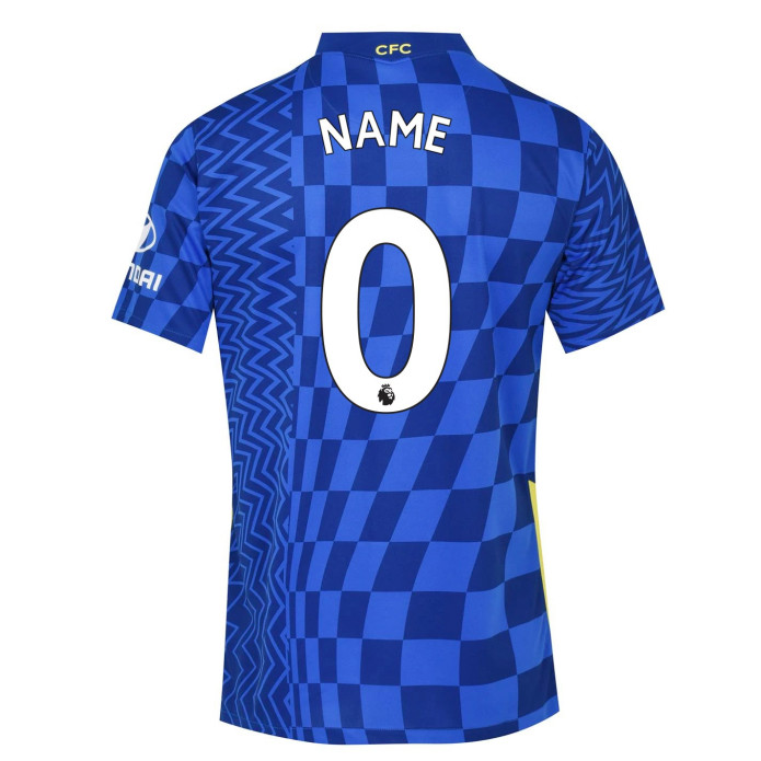 Chelsea Home Jersey with Your Name 2021/22 (Nike)