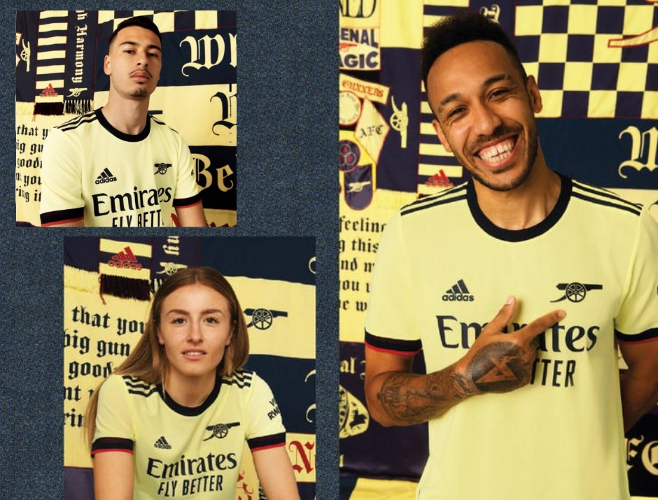 Arsenal home jersey 2020/21