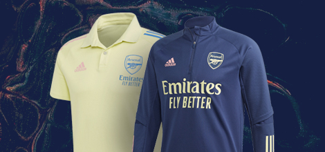 Arsenal football apparel