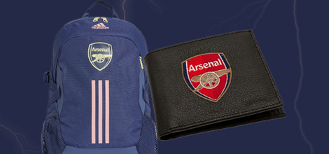 Arsenal football accessories