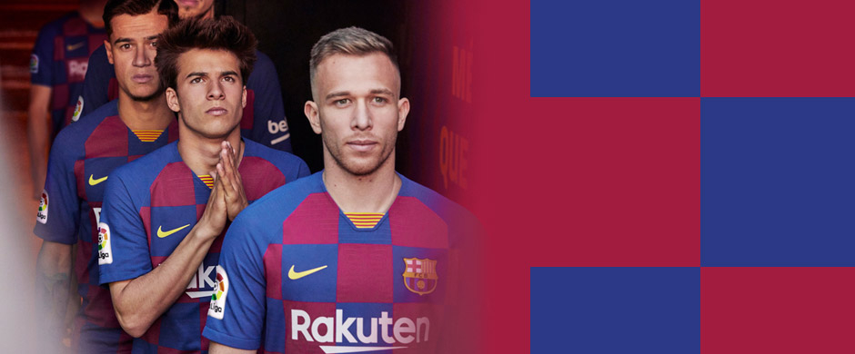FC Barcelona home jersey 2019/20