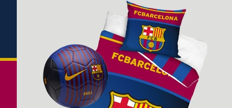 FC Barcelona football accessories