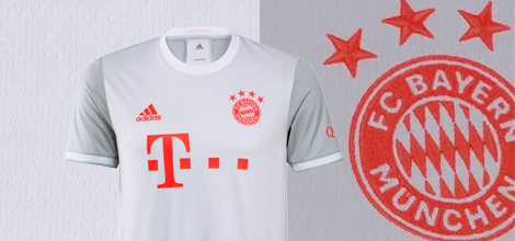 Bayern Munich Away Jersey 2020/21