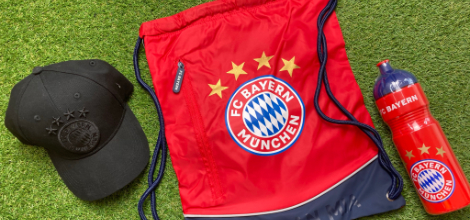 Bayern Munich football accesoriess