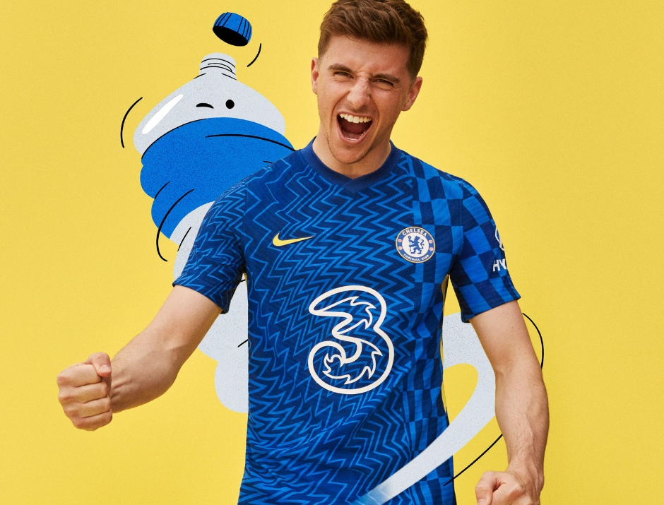 Chelsea home jersey 2020/21