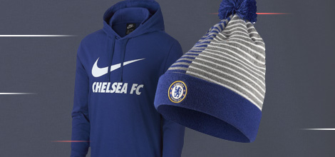Chelsea FC winter collection