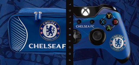 Chelsea FC football accessories