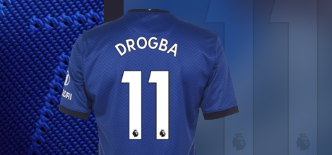 Chelsea Home Jersey 2020/21 with Custom Print