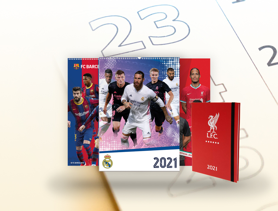 Official 2021 Calendars AmStadion