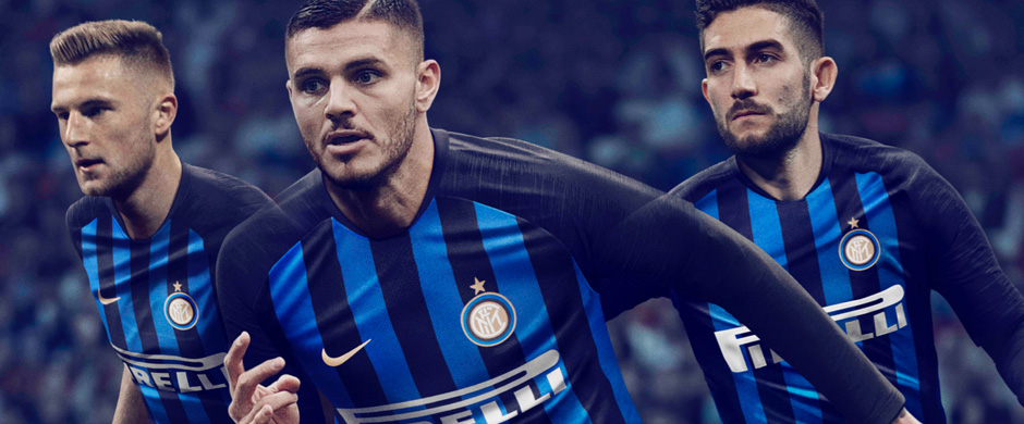 Inter Milan home jersey 2018/19