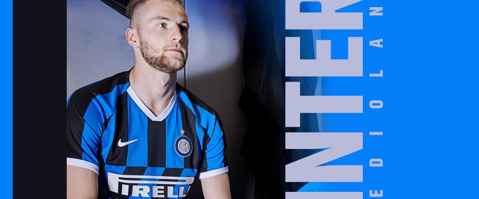Inter Milan fan shop