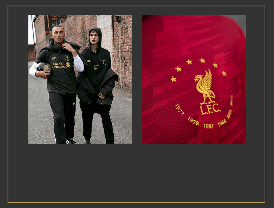 Liverpool 6 Times Collection