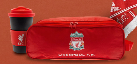 Liverpool football accessories