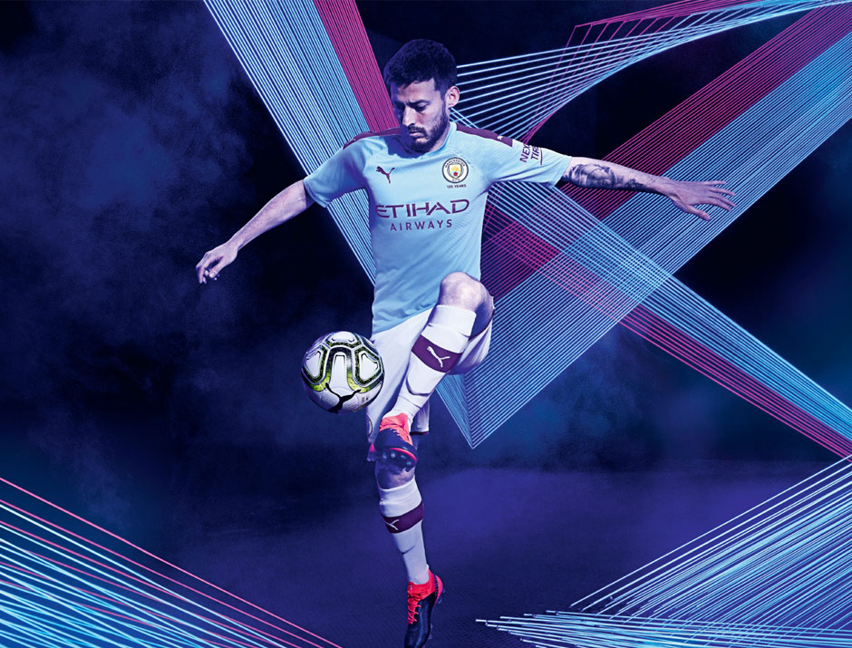 Manchester City home jersey 2019/20