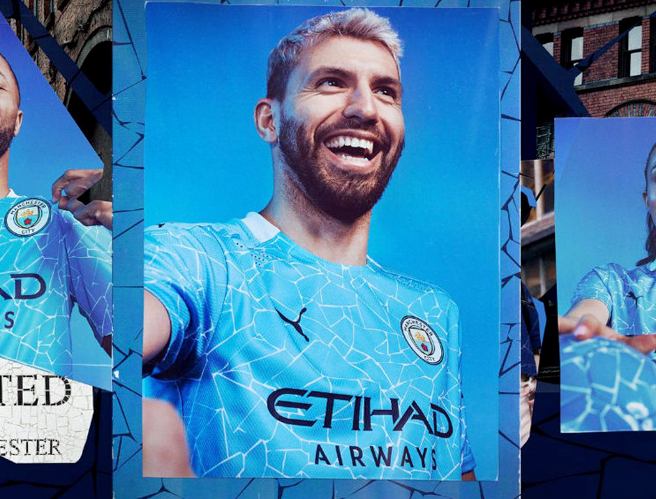 Manchaster City Home Jersey 2020/21