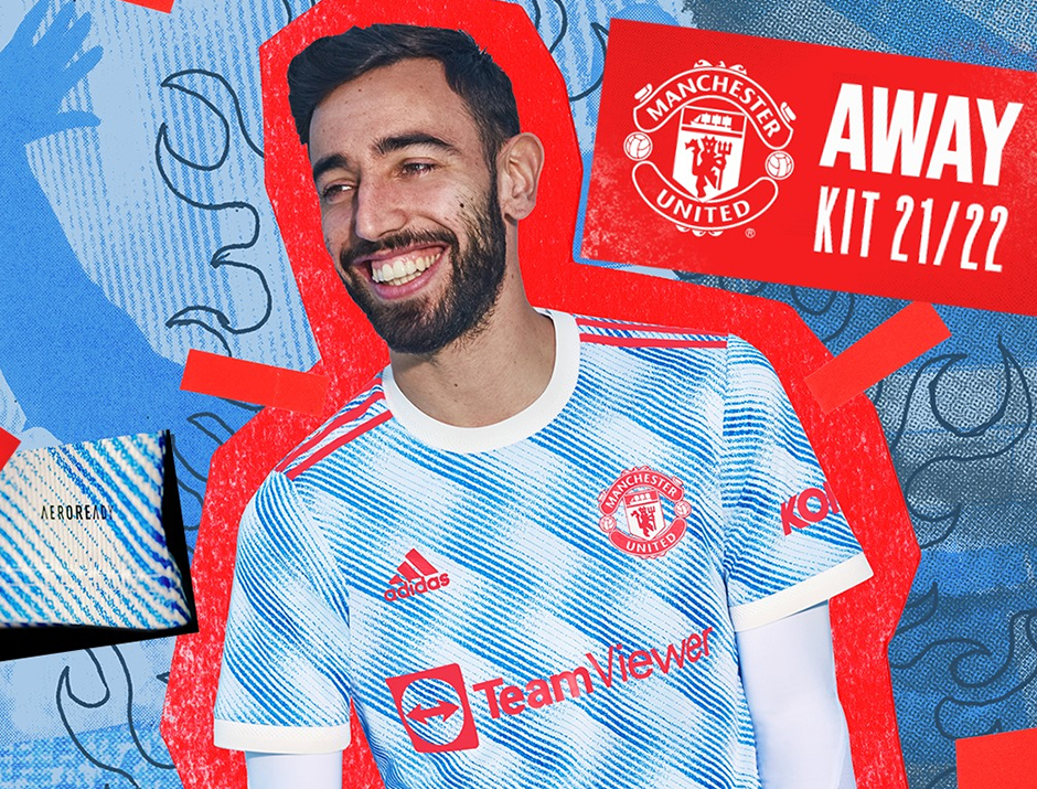 Manchester united Away Jersey 2021/22!