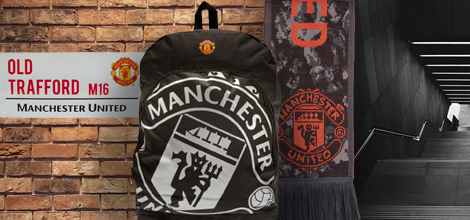 Manchester United football accessories