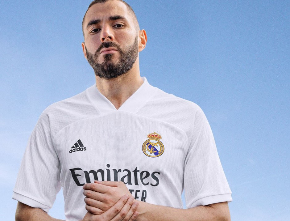 Real Madrid Home Jersey 2020/21