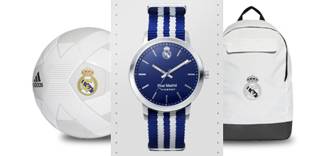 Real Madrid football accesoriess