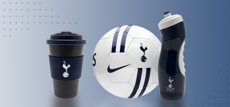 Tottenham gifts and accessories