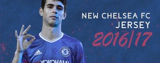 Chelsea FC Home Jersey 2016/17