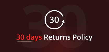 30 days Returns Policy