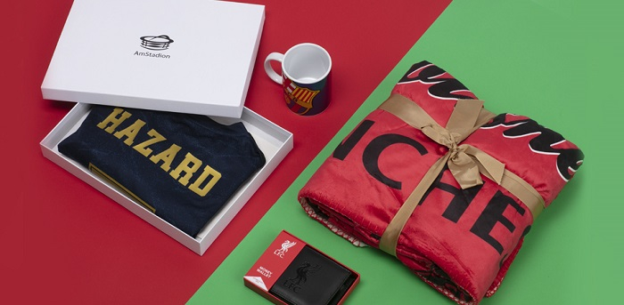 Football accessories ideal as gifts