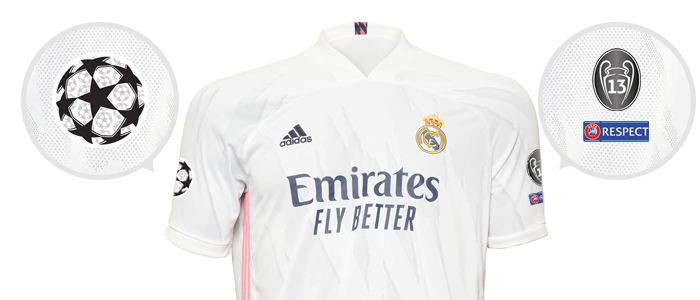 UEFA Champions League Real Madrid 2020/21